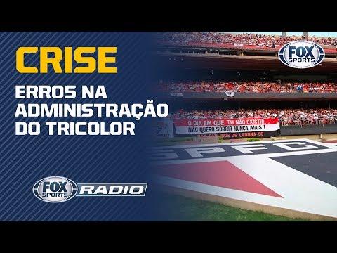 NOVA CRISE NO SÃO PAULO! Rodrigo Buenos aponta os erros na administração do Tricolor; veja