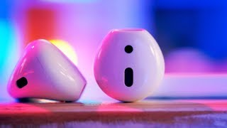 AirPods 2 Review (And Tips) - A BIGGER Upgrade Than Expected?