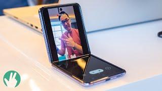 Samsung Galaxy Z Flip: Flip or Fold?