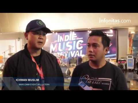 Indie Musik Festival at Bella Terra Lifestyle Center , Kelapa Gading, Jakarta Utara