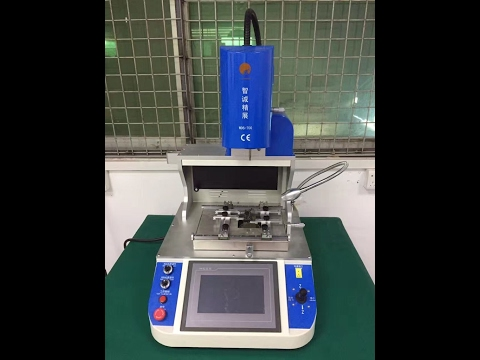 No.1 Expert ! Mobile phone BGA rework station WDS-700 IC repairing machine for iphone/Samsung/HTC