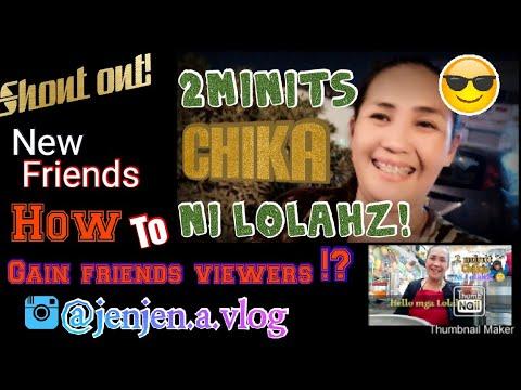 How to Gain Friends Viewer. #2minitschikanilolahz