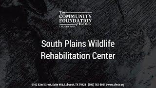 Site Visit: South Plains Wildlife Rehabilitation Center