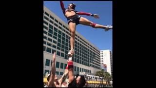 Unbelievable Cheerleading Trick Compilation