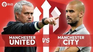 Manchester United 10 Manchester City LIVE DERBY WATCHALONG STREAM
