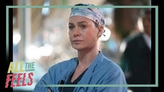 Greys Anatomy Meredith Saddest Moments