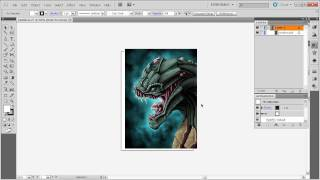 Sharing Artwork Between Illustrator and Photoshop - Placing files into Illustrator and Photoshop