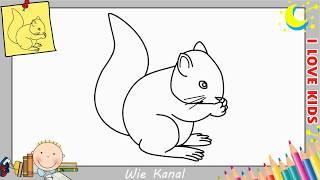 Wie Zeichnet Man Eine Affen Affe Zeichnen Lernen самые