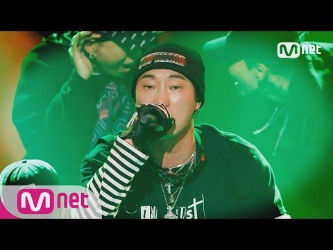 [ENG sub] Show Me The Money777 [8회] EK - ′GOD GOD GOD′ @1차 공연 181026 EP.8