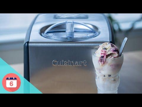 , Cuisinart ICE-100 Compressor Ice Cream and Gelato Maker