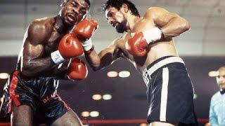 Roberto Duran vs Iran Barkley #Legendary Night# HD