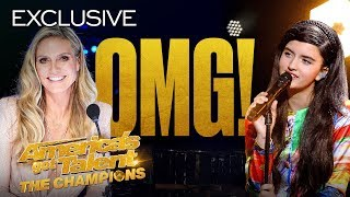 Weekly Recap, Episode 1 - America's Got Talent: The Champions 2020 thumbnail