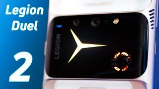 Lenovo Legion Duel 2 Unboxing