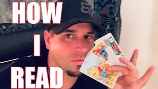 How I Read Tarot (Rich Lopp Style in a nutshell)