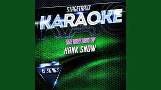 Ninety Miles an Hour (Down a Dead End Street) (Karaoke Version)