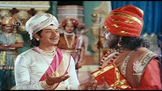 Kavirathna Kalidaasa Kannada Movie Super Scenes | Dr.Rajkumar, Srinivashmurthy, Musuri Krishnamurthy
