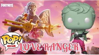 NEW FORTNITE FUNKO POP LOVE RANGER