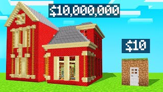 Who Can BUILD The BEST MANSION?! (Minecraft)