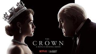 王冠,the Crown,影集預告中文字幕