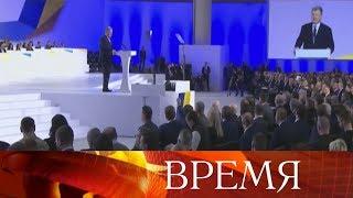 Петр Порошенко собрался на новый президентский срок.