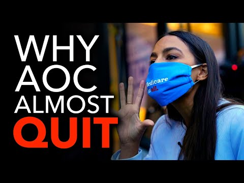 Ocasio-Cortez Explains How the Democratic Establishment Nearly Drove Her Away