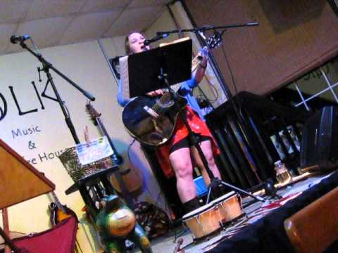 Crystal Judge Plain Folk Cafe 2.20.14