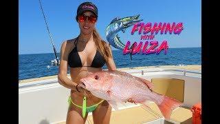 FISHING with Luiza Offshore JIGGING