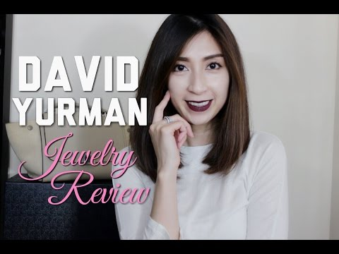 David Yurman Review| Mini Jewelry Collection Review| Labyrinth, X, Crossover Collection