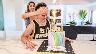 SURPRISING AUSTIN FOR HIS 28TH BIRTHDAY! **EMOTIONAL**