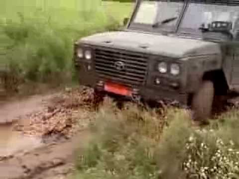 Tata LSV, Awesome Off Road Capability
