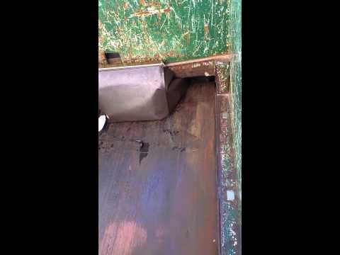 Trash compactor vs refrigerator