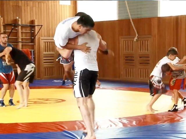 Ангарские спортсмены готовятся к Чемпионату Мира