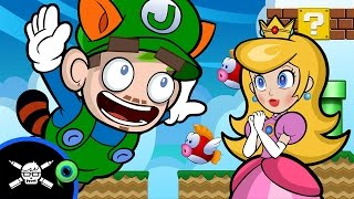 Jack Septiceye Vs. Super Mario Maker