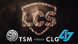 TSM vs CLG | Week 4 | Summer Split 2020 | TSM vs. Counter Logic Gaming