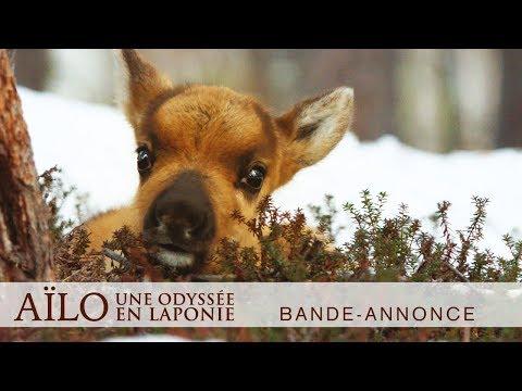 Aïlo: une odyssée en Laponie - Bande-annonce