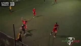 La Pandilla -vs- Olimpia Miravalle