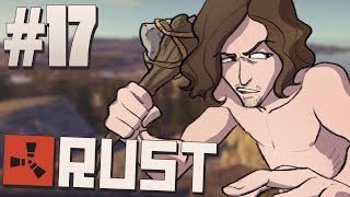 Rust Redux Gameplay Ft. Brain & Marcus | Part 17: Window Man