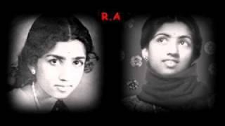 Film Gajre 1948 Preetam tera mera pyar Singer Lata