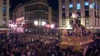 Semana Santa Sevilla Triana Señor De Las Tres Caidas Madrugá En Campana 2012