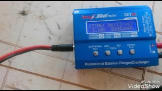 Batterie Kapazität ermitteln