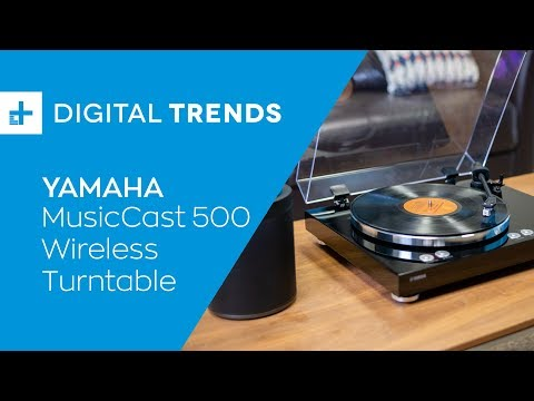 Yamaha MusicCast Vinyl 500 turntable review