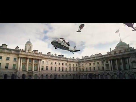 LA CHUTE DE LONDRES - Bande-annonce VF