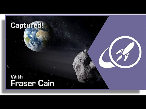 Open Space 49: How Can Planets Capture Asteroids? And More...