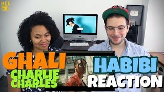 Ghali Habibi Prod Charlie Charles Reaction