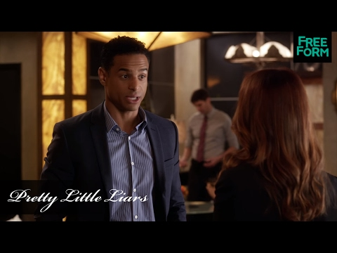 Pretty Little Liars 6.13 (Clip 'Det. Calderon & Ashley Marin')