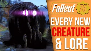 Every New Creature in Fallout 76 and It's Lore