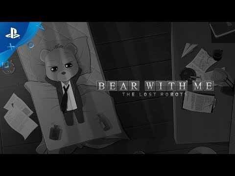 Bear With Me: The Lost Robots - Launch Trailer | PS4 thumbnail
