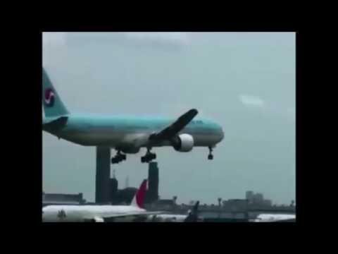 Aircraft Crashes and Close Calls Part 1