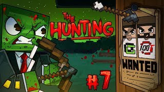 I ATTACKED WITH WOLVES!! (Hunting OpTic/100T) - Ep.7