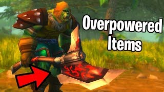 5 Overpowered Low Level Items In Classic WoW